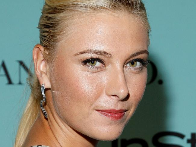 (FILE PHOTO) Maria Sharapova's drugs ban has been reduced to 15 months following her appeal to the Court of Arbitration for Sport. NEW YORK - AUGUST 25:  Tennis player Maria Sharapova attends a cocktail party honoring two greats at their game hosted by InStyle and Tiffany & Co. at The Cooper Square Hotel - Penthouse on August 25, 2009 in New York City.  (Photo by Jemal Countess/Getty Images for InStyle)
