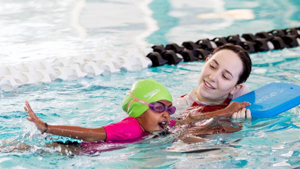 Macquarie University Swim School Offering School Holiday Program Gold Coast Bulletin