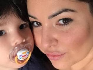 Laura Mazza shared an emotional post about post-baby body struggles
