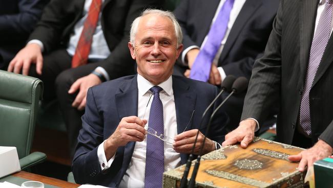 PM Malcolm Turnbull is sticking with the Coalition's current policies on climate change, same-sex marriage and the republic despite his own well-publicised views.