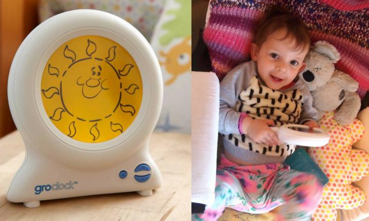 We tested out the magic toddler sleep clock! Does it REALLY work?
