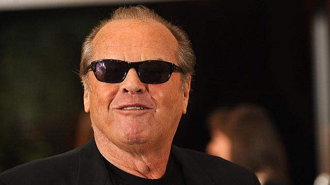 This is Jack Nicholson. Not Shane Doherty.