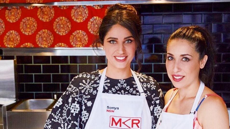 MKR — My Kitchen Rules\' Hadil spreads message of love on Instagram ...