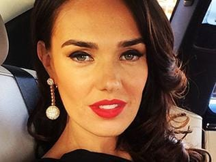 "Socialite Tamara Ecclestone, ""On way to De Grisogono #cannes"" Picture: Instagram"