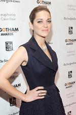 <p>39. Marion Cotillard.</p>  <p>Photo by Jemal Countess/Getty Images</p>