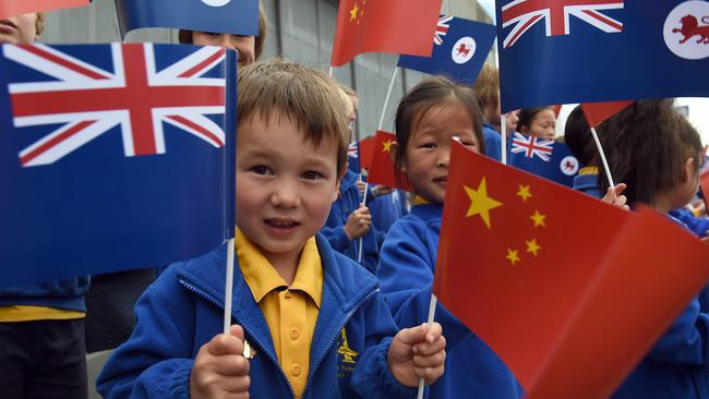 China, India, Vietnam and the Philippines are in the top birth countries of Australians born overseas.