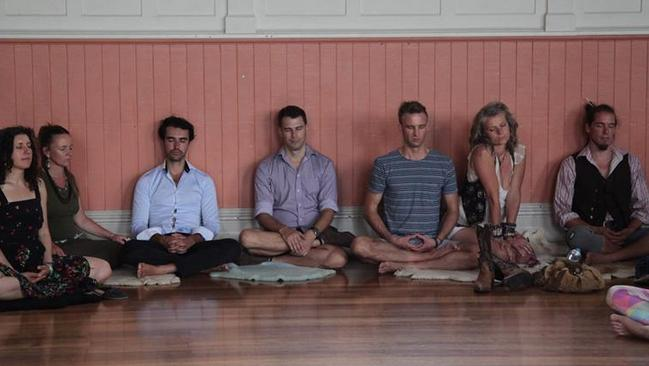 Meditation is a shared pastime of many in the wellbeing community.