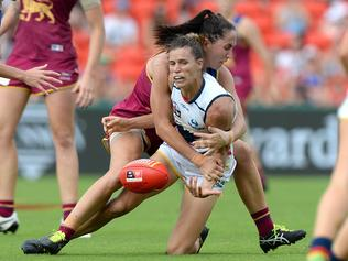 AFLW - ADELAIDE CROWS V BRISBANE