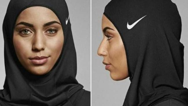 Nike has launched the 'Pro Hijab'.