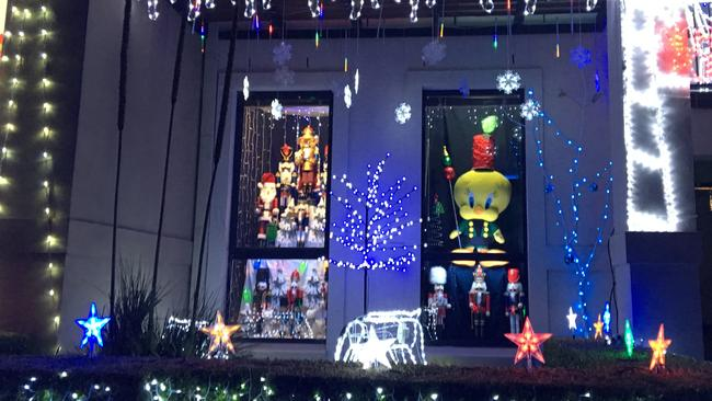 From Star Wars To The Nutcracker This Christmas Lights