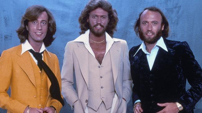 Band of brothers ... Gibb feels the scars of losing his Robin, Maurice and Andy. Picture: Supplied.