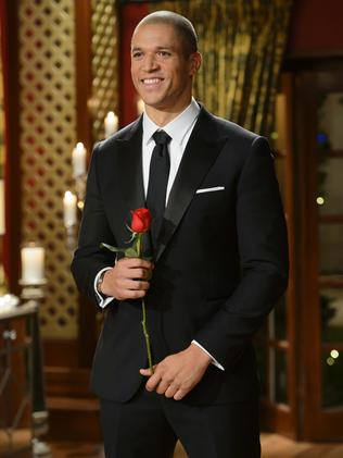 The Bachelor's Blake Garvey