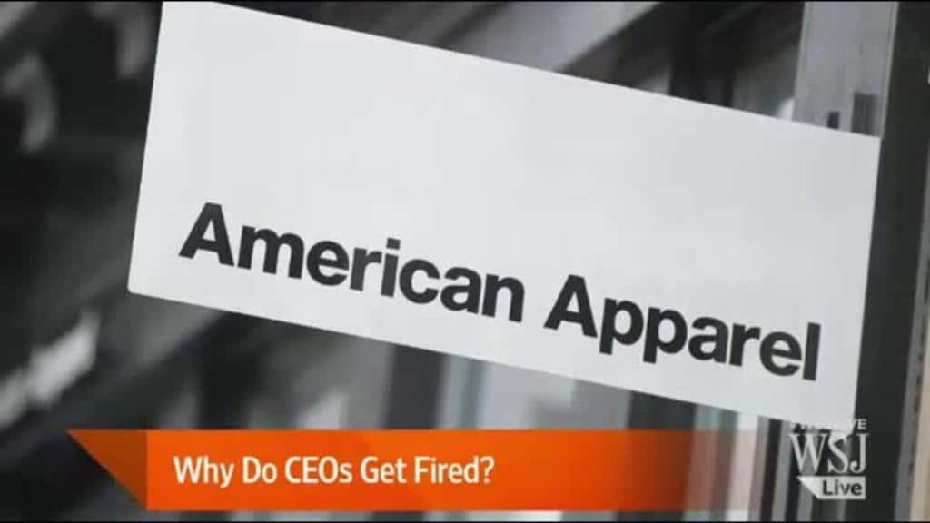 the poor leadership of american apparel under ceo dov charney But in spite of these troubles, charney is in many ways brilliant businessman he built american apparel from a single store in la into a global name brand, now with 254 retail stores in 20 .