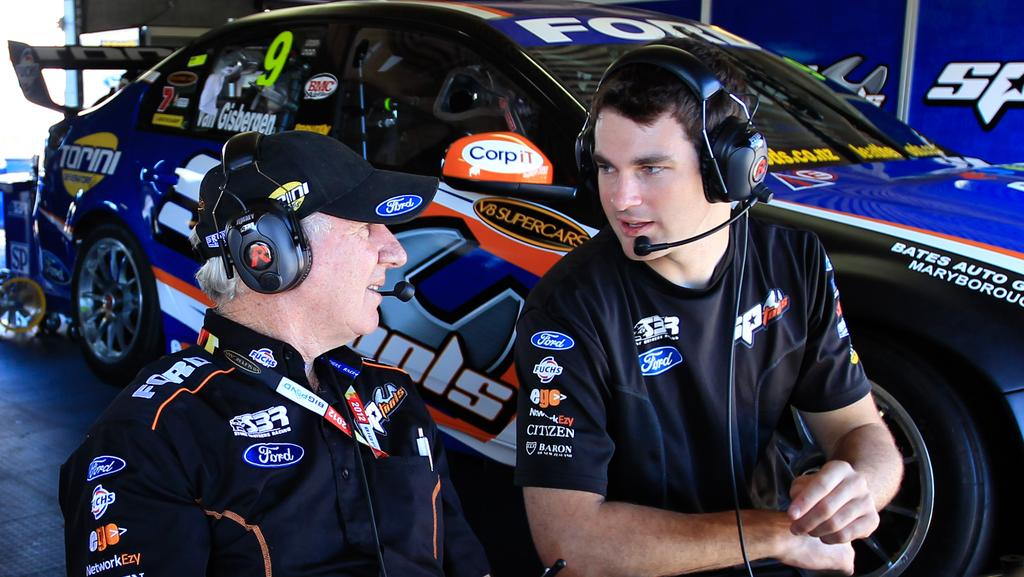 Supercars shane van gisbergen s relationship with ross for G stone motors used cars