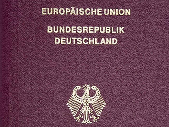 Germany's passport is no longer the world's most powerful.