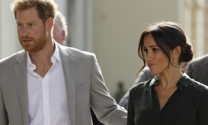 Obscure reason Harry and Meghan won't have full custody of their own kids