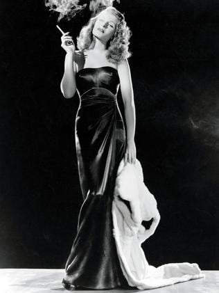 Rita Hayworth in 1946.