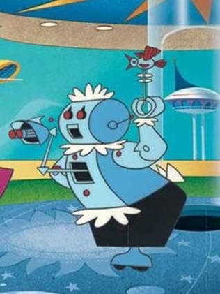Deja vu ... The new design is reminiscent of Rosie the robot on the 1960s cartoon series The Jetsons.