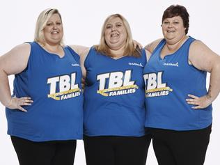 The Biggest Loser Contestants - Jodie, Mel & Ali Pestell