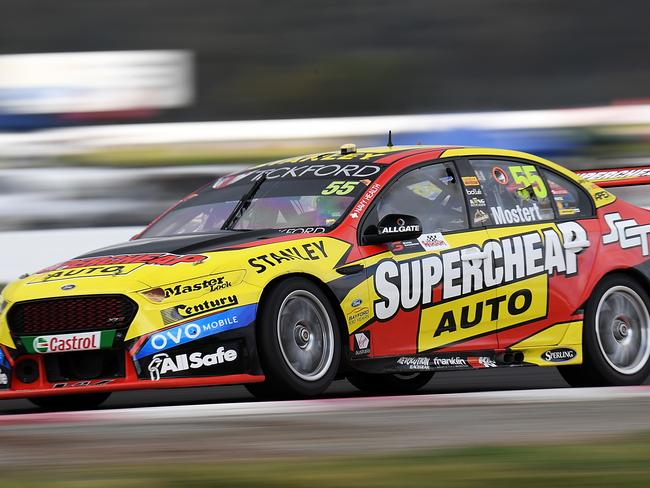 Chaz Mostert will be hoping for better luck on Sunday.