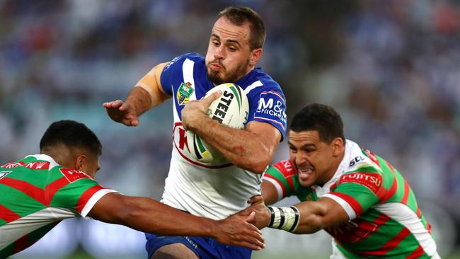 I need Foxtel Now to watch every Josh Reynolds game before he leaves for the Wests Tigers. Picture: Gregg Porteous