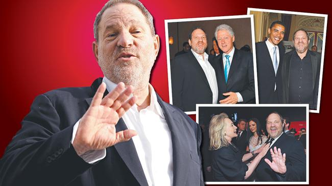 Image result for cartoons on harvey weinstein and bill clinton