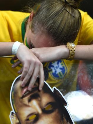 Tears, devastation and more tears.