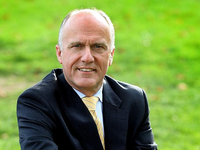 """""""Laws have to be enforced and obeyed' ... Employment Minister Eric Abetz."""