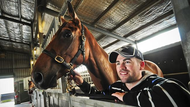 Lloyd Kennewell has enjoyed plenty of recent success with two-year-olds, collecting all t