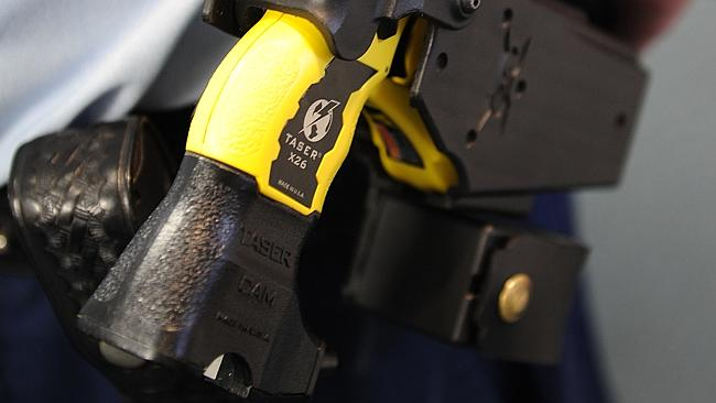 Tasers are now carried by Australian police as an alternative to the lethal force of firearms, but that doesn't mean they are harmless.