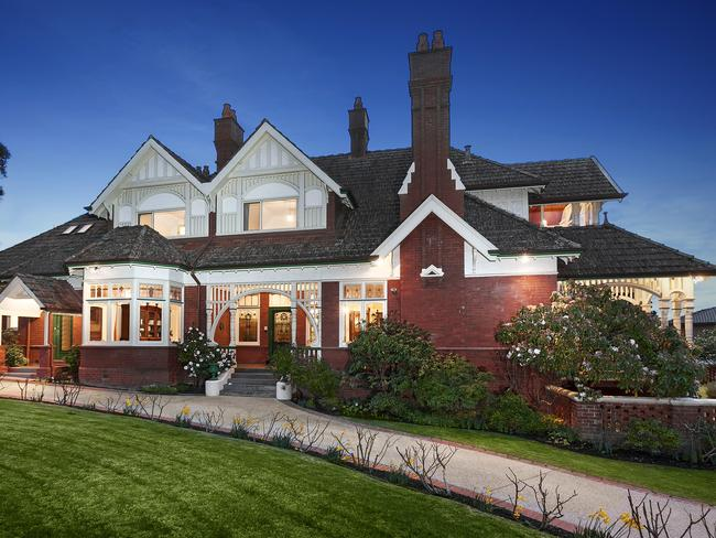 An architectural star a century ago. Picture: realestate.com.au