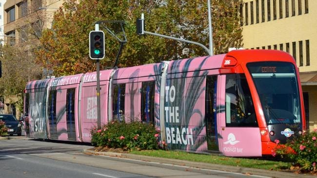 News & Discussion: Trams - Sensational-Adelaide.com