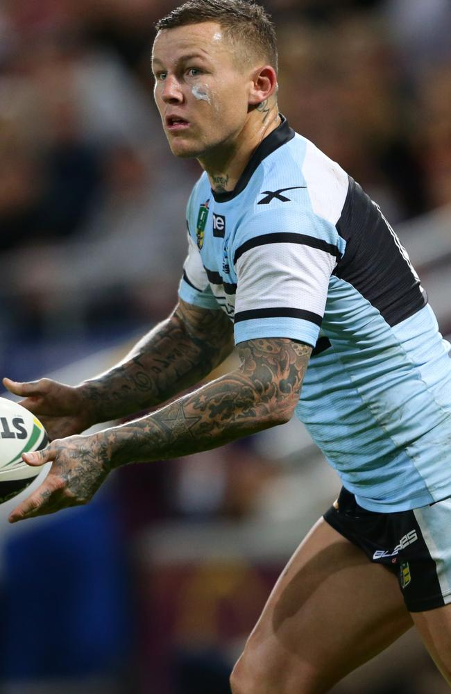 Todd Carney was considered one of the most talented players in the NRL during his career. Pic: Darren England