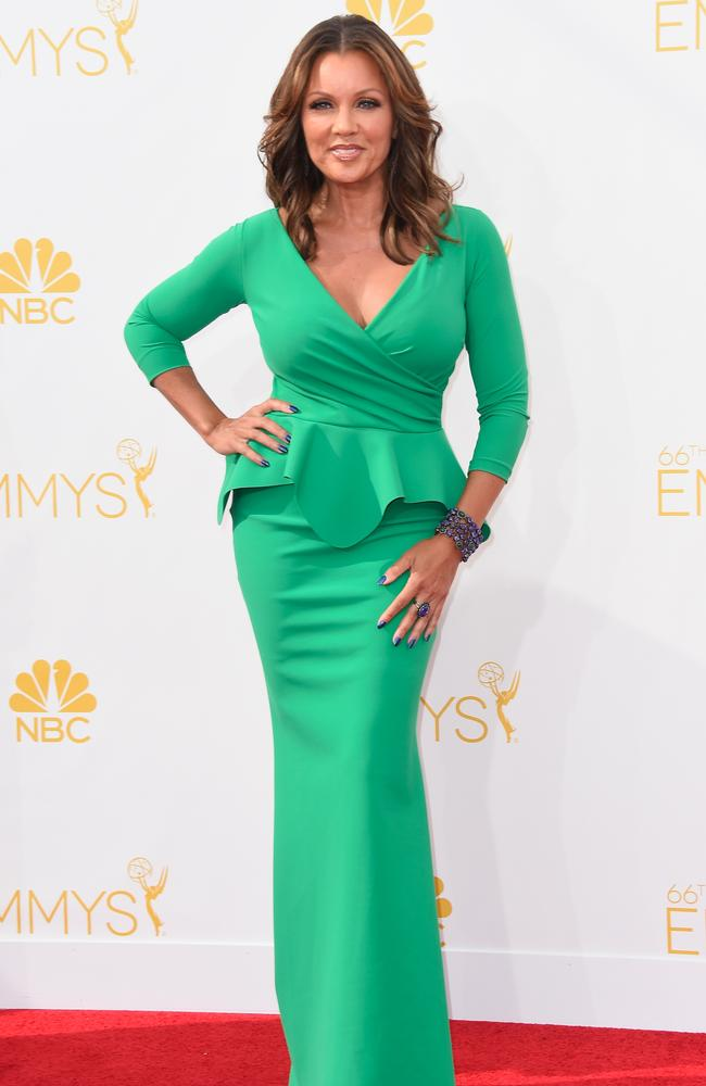 Actress Vanessa Williams, aged 52. Frazer Harrison/Getty Images