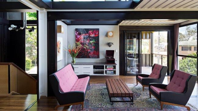 It started as a plan to develop a flood proof home the for Container home designs australia