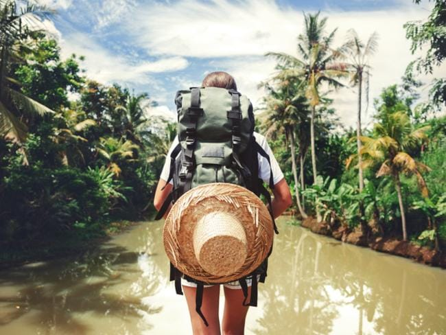 Investing in a good backpack is worth it, according to Discovery Channel's Ed Stafford.