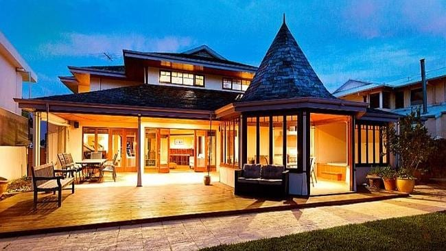 NOT only can you buy this Applecross house with amazing views, but the owner's 51-foot yacht is for sale too. Picture: Supplied realestate.com.au