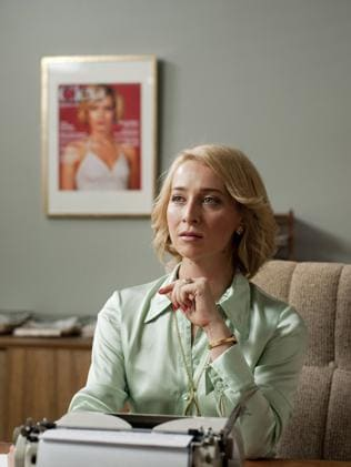 Keddie as Ita Buttrose in Paper Giants: The Birth of Cleo.