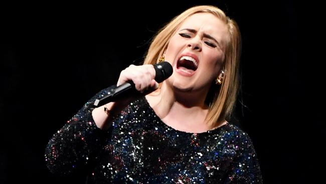Some fans of Adele spent thousands buying tickets on Viagogo, only to be turned away at the door when the tickets weren't accepted. Picture: Ethan Miller/Getty Images