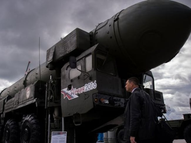 Satan 2 will replace the RS-36M, the 1970s-era weapon referred to by NATO as the Satan missile.