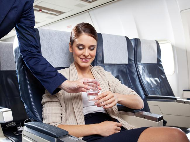 No awkward squeeze past the aisle-seat passenger necessary.