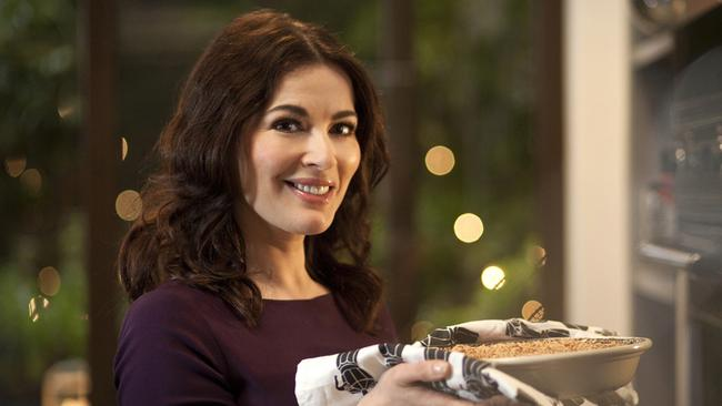 Nigella Lawson is said to be a fan of adult colouring-in books.