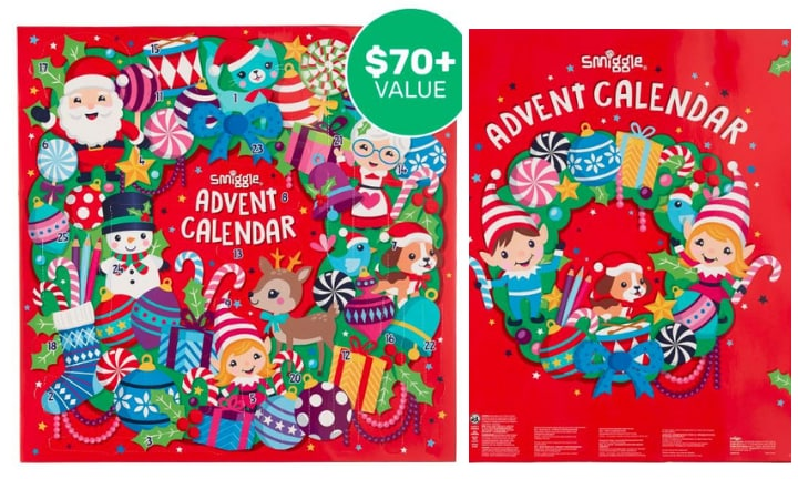 Chocolate-free advent calendar ideas for kids