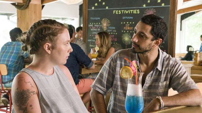 Dunham is the writer, creator, and executive producer of the HBO comedy drama  <i>Girls</i>. Picture: Foxtel.