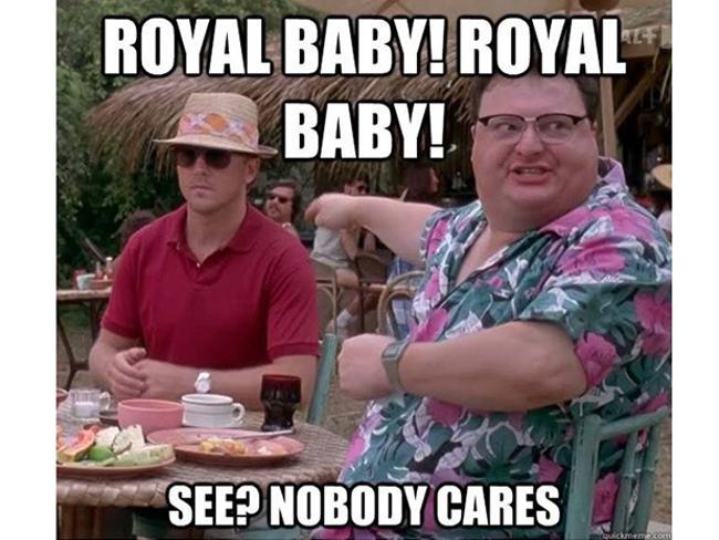 Best Royal Baby memes