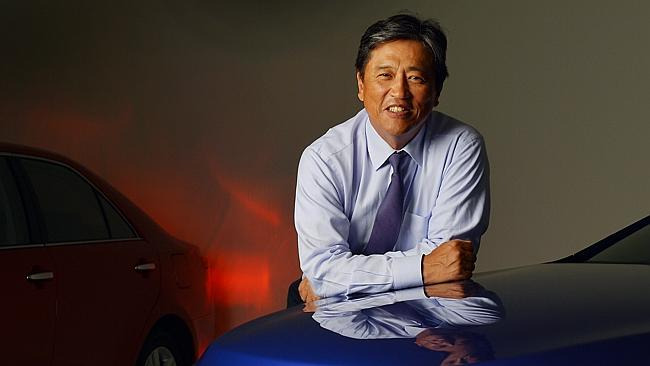 "Closure ... the Japanese boss of Toyota Australia, Max Yasuda, says the shutdown is ""devastating news""."
