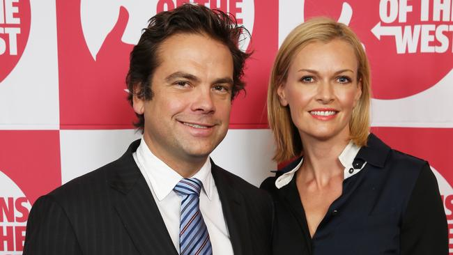 Lachlan and Sarah Murdoch have sold their Bronte home before auction. Picture Craig Greenhill.