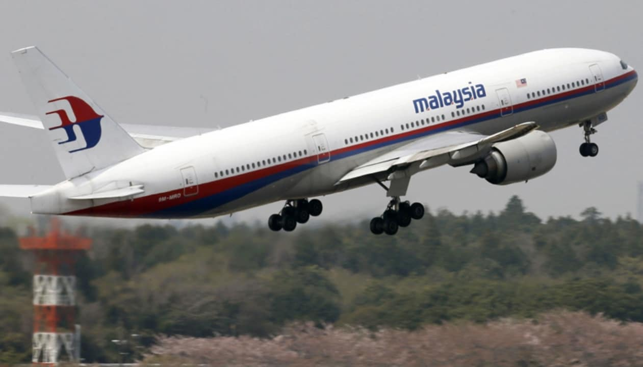 Search for Malaysia flight MH370 to begin