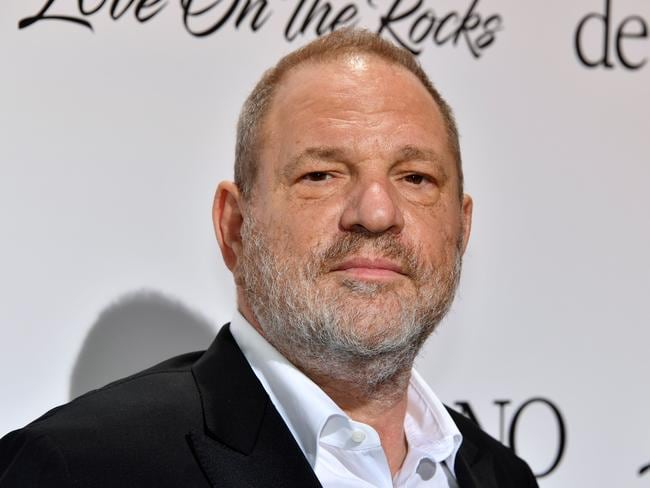 US film producer Harvey Weinstein's former assistant has broken her nondisclosure agreement, saying that the victims are put under duress. Picture: AFP Photo/Yann Coatsaliou