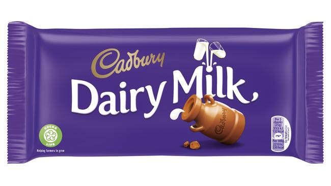 "From 2018, the Fairtrade logo will be replaced by the ""Cocoa Life"" logo created internally by Cadbury's owner Mondelez."